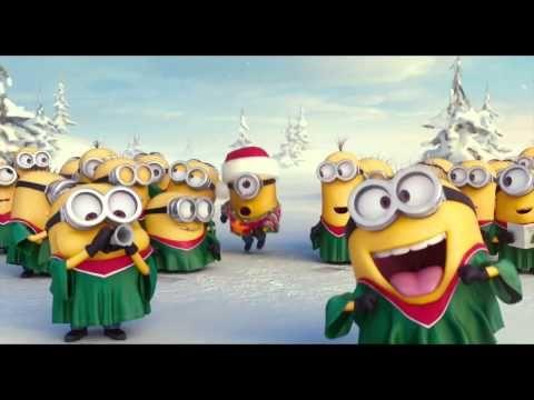 ¡Feliz Navidad te desean los Minions! - YouTube