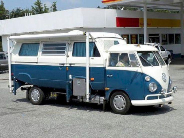 56 Best Vw Extended Camper To Inspire You  Vw Campervan -1752