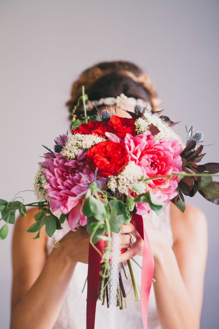 best red flowers images on pinterest wedding bouquets bridal