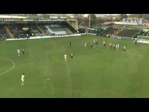 FOOTBALL -  Yeovil Town vs Leyton Orient 4-0, FA Cup Third Round Proper 2013-14 highlights - http://lefootball.fr/yeovil-town-vs-leyton-orient-4-0-fa-cup-third-round-proper-2013-14-highlights/