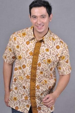 #koko #batik bernuansa kuning kunyit, grab it fast :)