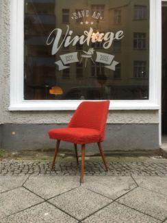 Von EBay Kleinanzeigen Cocktailsessel Vintage 50er 60er 70er Retro Sofa Couch Stuhl Kult In Berlin