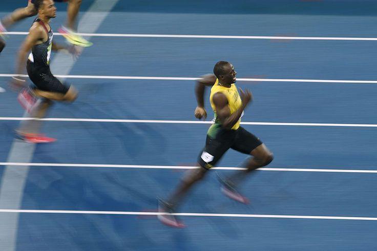 Bolt selló su inmortalidad haciendo lo que nadie había hecho: ganar las tres…