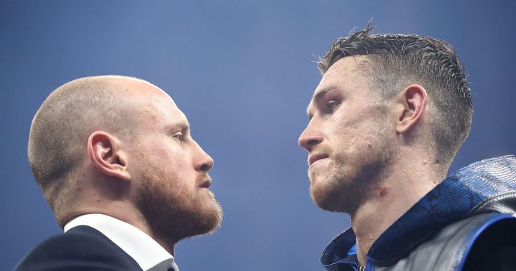 George Groves reveals he won't be fit to face Callum Smith in World Boxing Super Series final on June 2 #Boxing #allthebelts #boxing