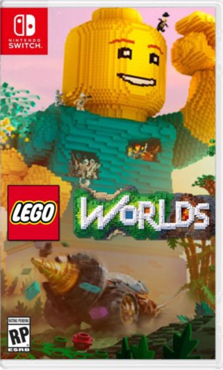 Lego worlds: Nintendo switch