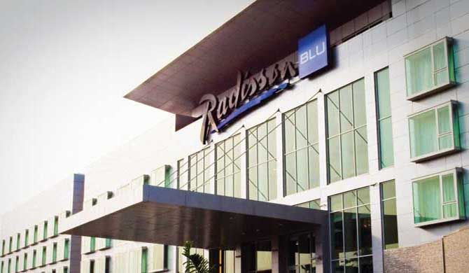 The modern Radisson Blu Anchorage Hotel, Lagos, V.I., sits on the banks of the upscale Victoria Island in beautiful Lagos Lagoon. From here, guests enjoy scenic views of the up-and-coming city. Lagos is one of the fastest growing cities in the world, and a major financial center in Africa, which... #Hotels # # #backpackers #budgetfriendly #traveltips