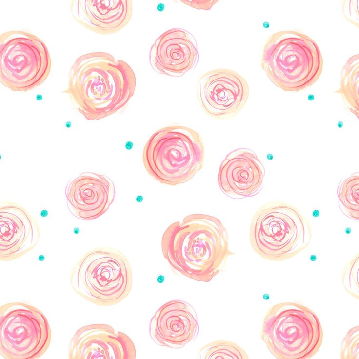 surface pattern design * floral - Ninamasina