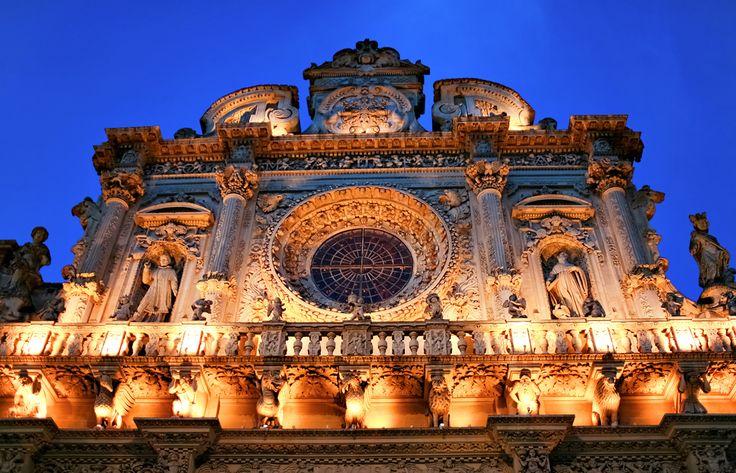 Basilica di Santa Croce - Lecce - Italy