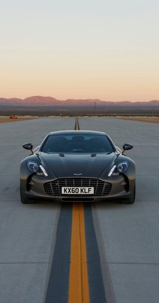 Runway Aston Martin One 77 #CarFlash