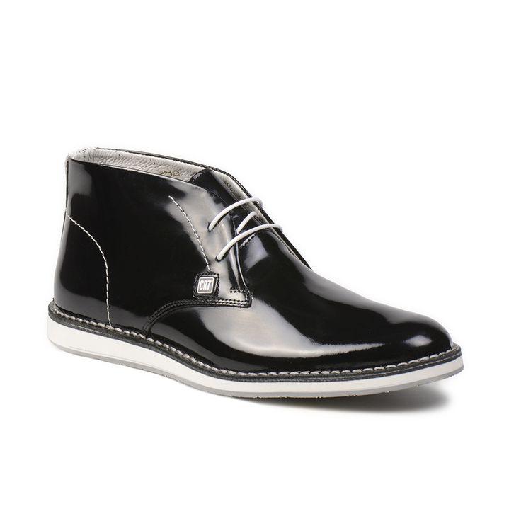 Grunge Desert Boot 02 Patent – Portugal Footwear