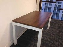 Just reduced! 6 x Meeting tables/desks - brand new and still boxed.  They cost over £350 each!