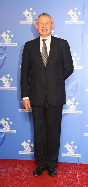 Martin Clunes Photos - Actor Martin Clunes arriving at The National Lottery Awards 2017 at The London Studios on September 18, 2017 in London, England. The Awards celebrate the UK's favourite Lottery-funded projects and the show is to be broadcast on BBC One on September 27, 2017. - Martin Clunes Photos - 1 of 71