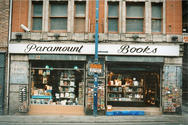 Paramount Books In Manchester, England / Untitled | Flickr - Photo Sharing!