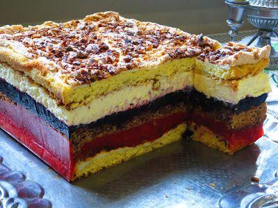 Domowe ciasta i obiady: Ciasto Poezja