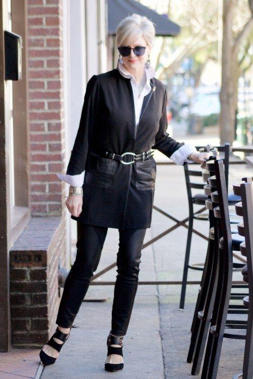 black on black | styleatacertainage