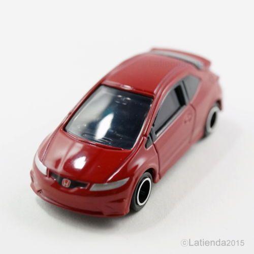 #TAKARATOMY #Tomica #54 #Honda Civic Type R EURO