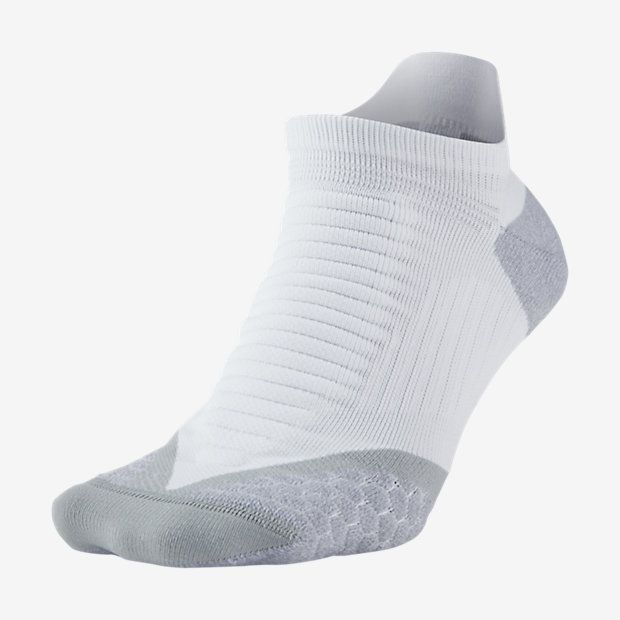 Носки для бега Nike Elite Cushioned No-Show Tab