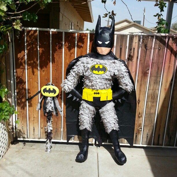 Fiesta de Batman Kids Pinterest Batman pinata and