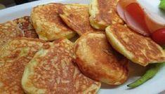Αφράτες και ελαφριές τηγανίτες γιαουρτιού,ζεστές ή κρύες όπως και να τις φας είναι φανταστικές. Στο πρωινό με τυριά, με μέλι, με μαρμελάδα, όπως και να φαγ...