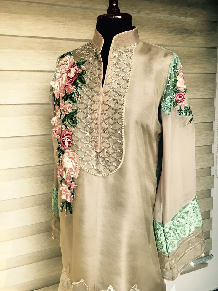 Ribbon embroidery on dresses pakistani pixshark