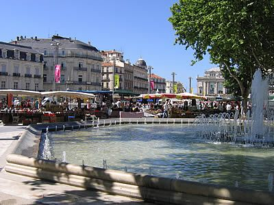 """L'Esplanade """"This was my favorite spot to eat in Montpellier"""""""