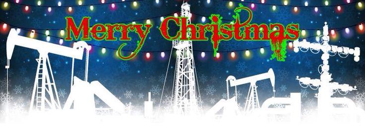 Oilfield Christmas Christmas Stuff Pinterest Merry