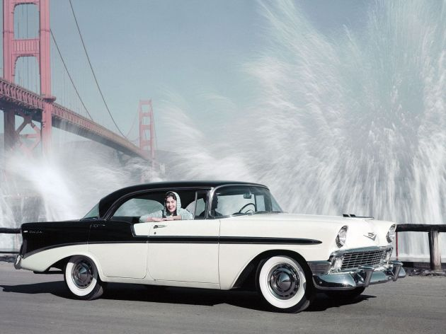 Stubs-Auto - Chevrolet Bel Air (1955-1957)