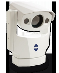 PTZ-35x140 MS  Multi-sensor with continuous zoom    The PTZ-35x140 MS is especially developed for security applications. It is a powerful, multi-sensor, mid-range, thermal imaging system. It features two thermal imaging cameras and one daylight / low light camera. One thermal imager has a wide angle field-of-view and is ideal for situational awareness. The other with the narrow field-of-view is designed for mid-range target recognition. The PTZ-35x140 MS allows you to detect objects.