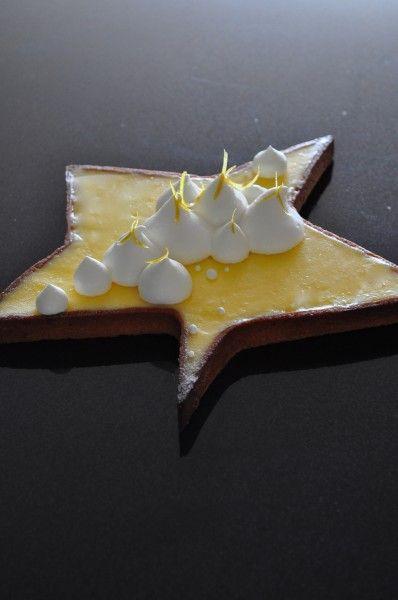 """star lemon tart"" Pattiserie KUROKAWA -brooklyn nyc-"