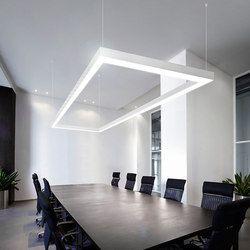 general lighting linear lights suspended lights xp2040 panzeri