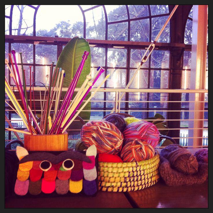 #knitcafè #venezia