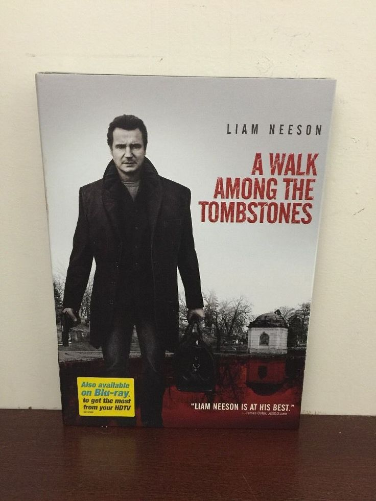 A walk among the tombstones dvd 2014 100 authentic us