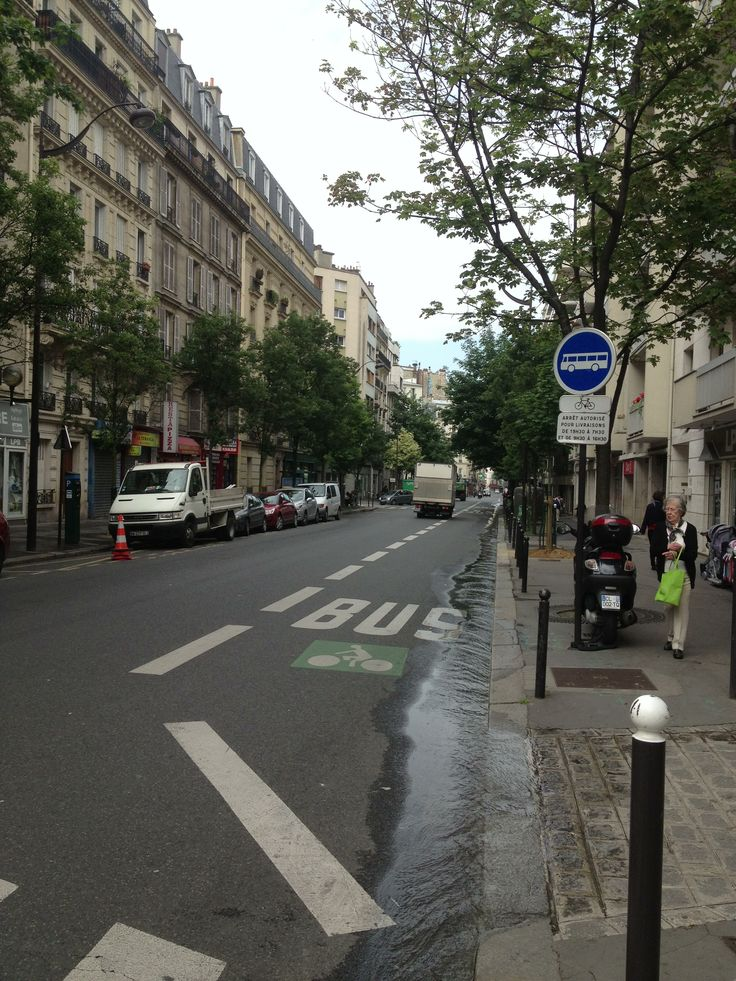Paris matinale