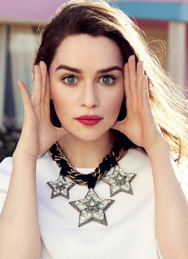 Emilia clarke - Glamour