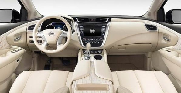 2017 Nissan Murano Redesign and Price - New Car Rumors