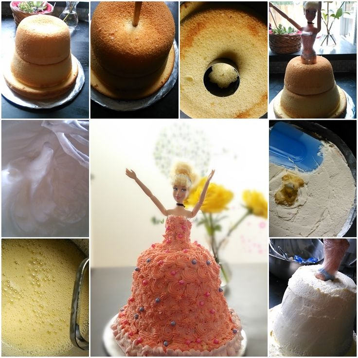 DIY-Barbie-Doll-Cake-with-Heavy-Whipping-Cream-Frosting-intro1