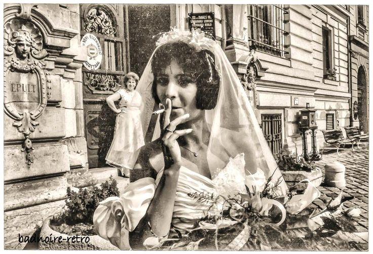 Budapest bride...