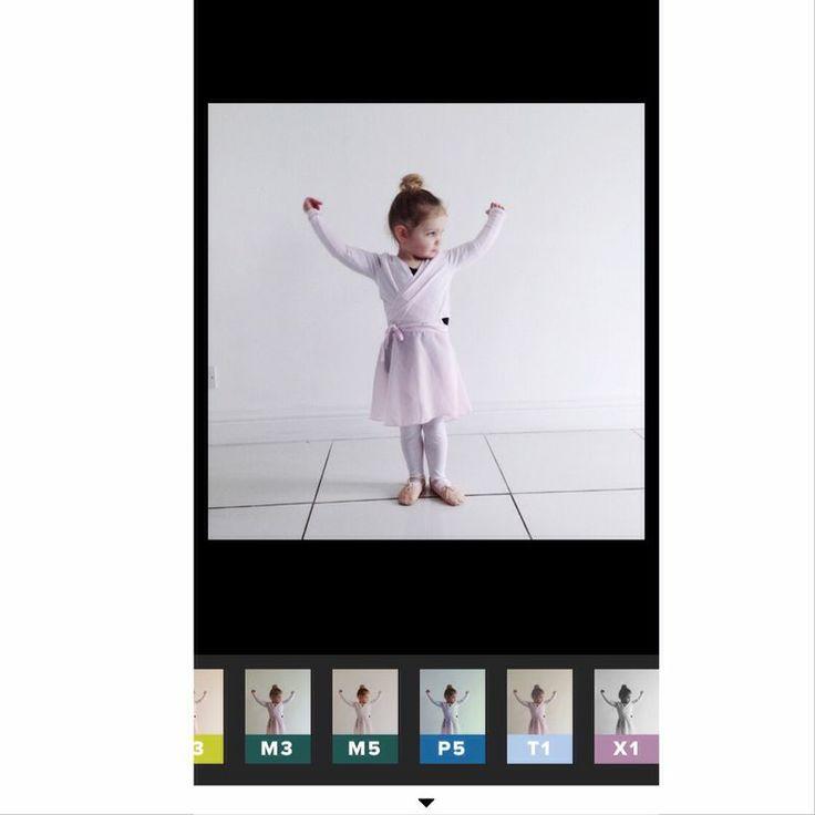 VSCO cam iPhone photo editing tutorial