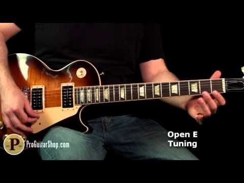 ZZ Top - Just Got Paid Guitar Lesson - YouTube