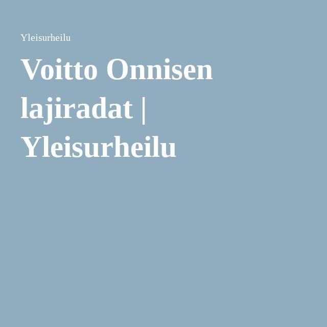 Voitto Onnisen lajiradat | Yleisurheilu2) https://storage.googleapis.com/valo-production/2016/12/varpaat-vauhtiin-loppuleikkikortit-2012.pdf