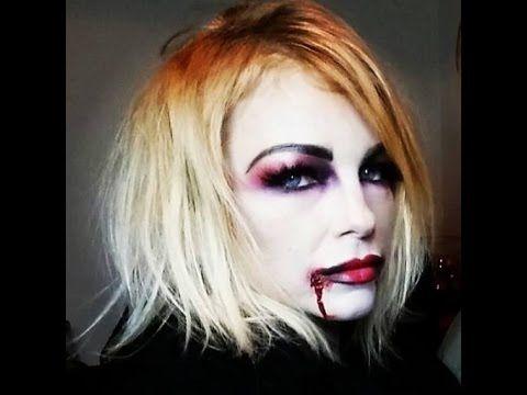 Makeup vampira semplice - VideoTrucco