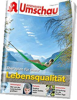 apotheken-umschau.de - Gesundheit, Ernährung, Krankheiten, Psyche, Info, Rezepte nach Kategorien, Aktuelles, Magazin -> on facebook