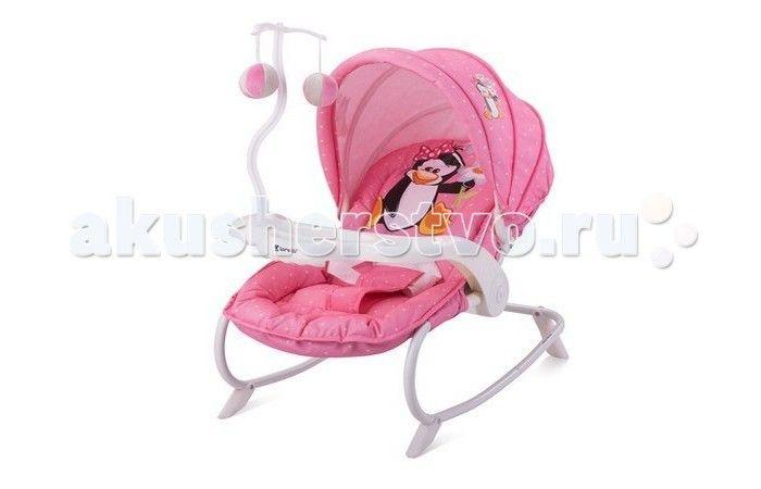 Bertoni (Lorelli) Шезлонг Dream Time  Bertoni Dream Time - детский шезлонг с игрушками для малышей от рождения до 9 месяцев (или весом до 9 кг) идеально подходит для отдыха и игр Вашего крохи.   Шезлонг обладает релаксирующим эффектом, благодаря функции качания, которую также можно заблокировать для использования шезлонга как стульчика для малыша. Трехточечные ремни безопасности с широкой мягкой перемычкой между ножек защитят от опасности падения даже самых суетливых малышей…