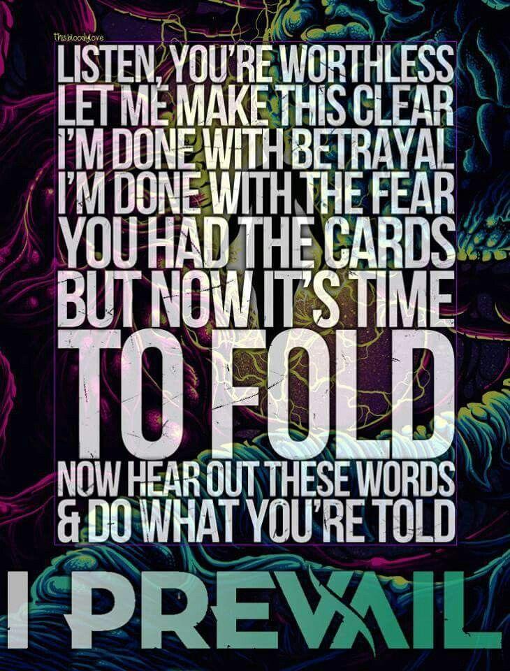 meet the enemy lyrics