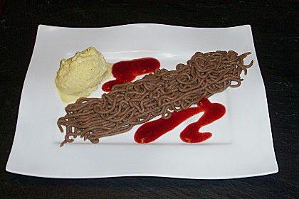 Vermicelles, ein raffiniertes Rezept aus der Kategorie Dessert. Bewertungen: 5. Durchschnitt: Ø 4,1.