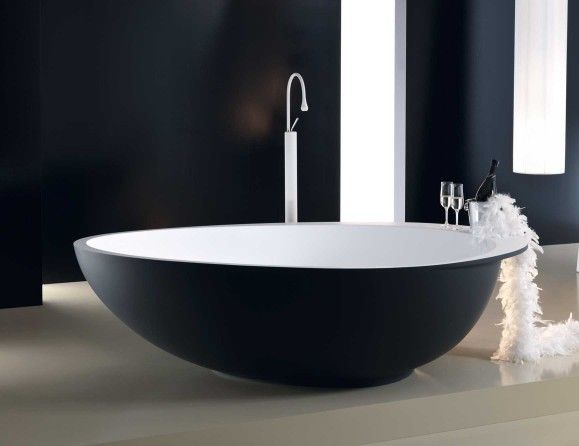Nella Vetrina Vov Mastella Party VA03 Italian Bathtub Bi-Color K-Plan