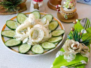 Интуитивная кухня: Луковый салат с яйцами