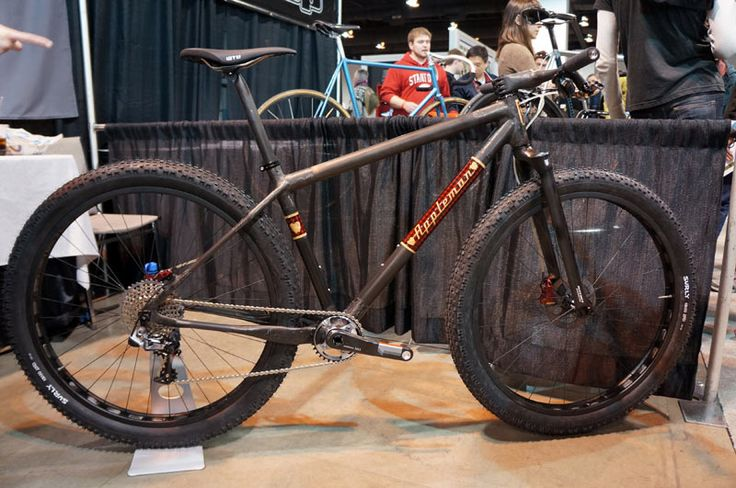 I am so in love with this bike!!  Appleman Lumberjack
