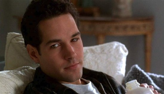 Paul Rudd in Clueless.
