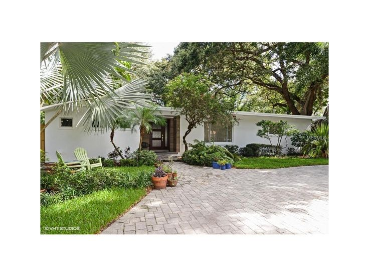 Great Rooms Tampa Part - 50: Mid-century Modern Gem In Desirable Sunset Park In South Tampa, 2250 SF, 4  Bedroom/2 Bath Fully Remodeled Home On Large Lot. Bright Living Room With  ...